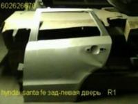 дверь зад-лев hyndai santafe_1