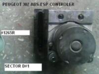 Пежо 307 ESP controler