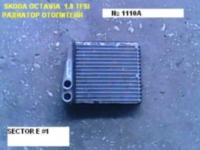 радиатор отопителя TFSI